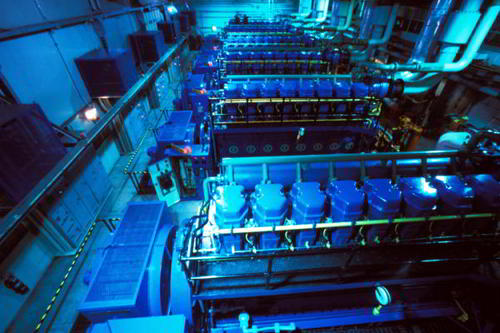 Maintenance and Security of Diesel Generators Image