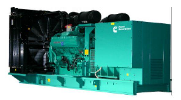 1041 KVA New Cummins Generators