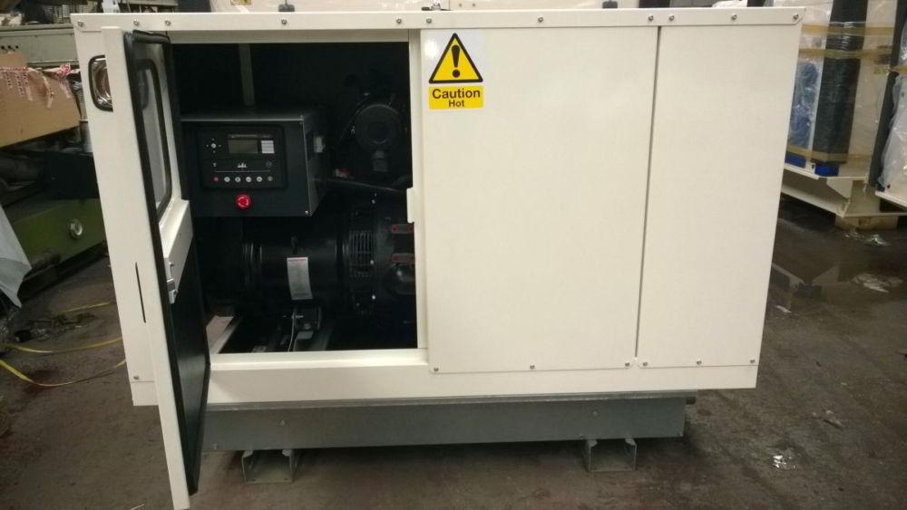 30 KVA New Perkins Meccalte Generators 3