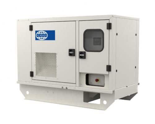 22 KVA New FG Wilson Diesel Generators
