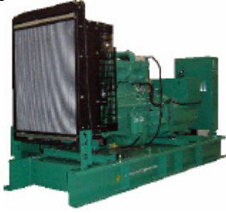 400 KVA New Cummins Generators