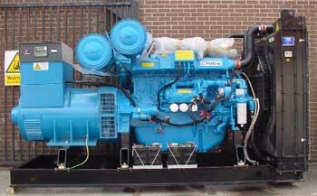 1250 KVA New Perkins Newage Generators