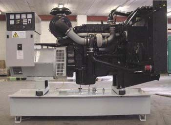 45 KVA New Perkins Meccalte Generators