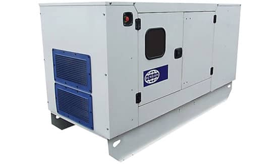 50 KVA New FG Wilson Diesel Generators