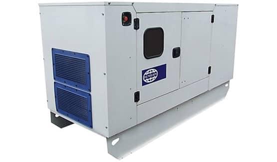 33 KVA New FG Wilson Diesel Generators