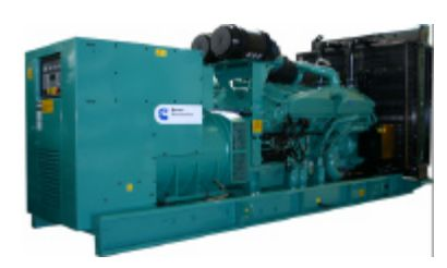 825 KVA New Cummins Generators