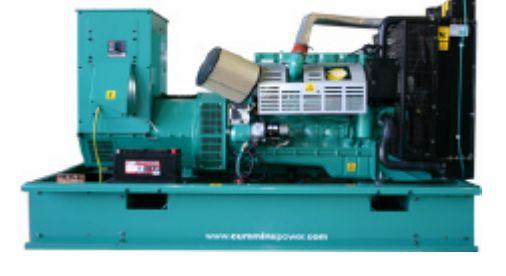 250 KVA New Cummins Generators