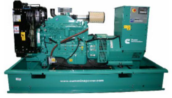 175 KVA New Cummins Generators