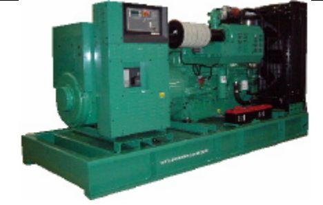 550 KVA New Cummins Generators