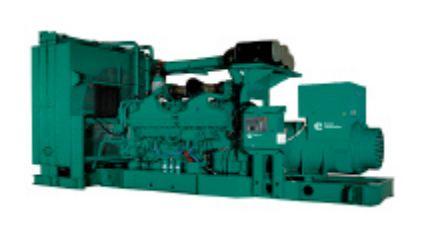 2250 KVA New Cummins Generator