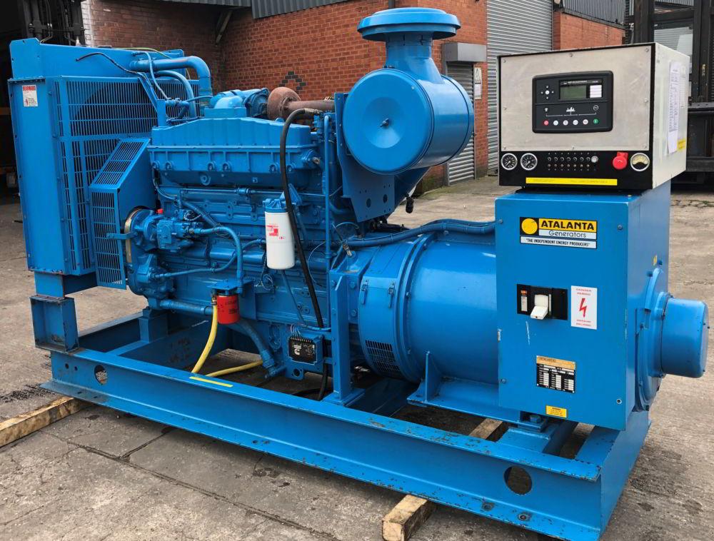 315 Cummins Leroy Somer Diesel Generator 1