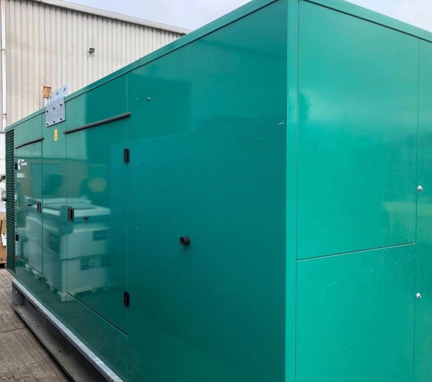 315 kVA Deutz Stamford Used Diesel Generator 1