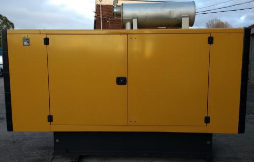 100 KVA Volvo Stamford Used Diesel Generator 1