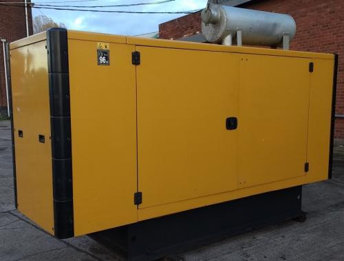 100 KVA Volvo Stamford Used Diesel Generator 2