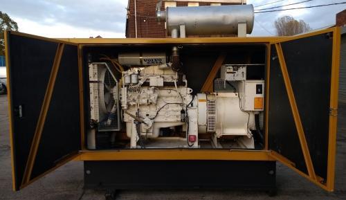 100 KVA Volvo Stamford Used Diesel Generator 4