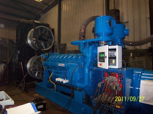 1500 KVA Perkins Marelli Used Diesel Generator 2