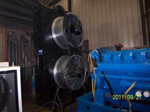 1500 KVA Perkins Marelli Used Diesel Generator 3