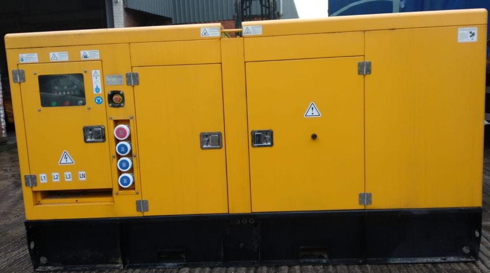 150 KVA Cummins Stamford Acoustic Used Generator 2