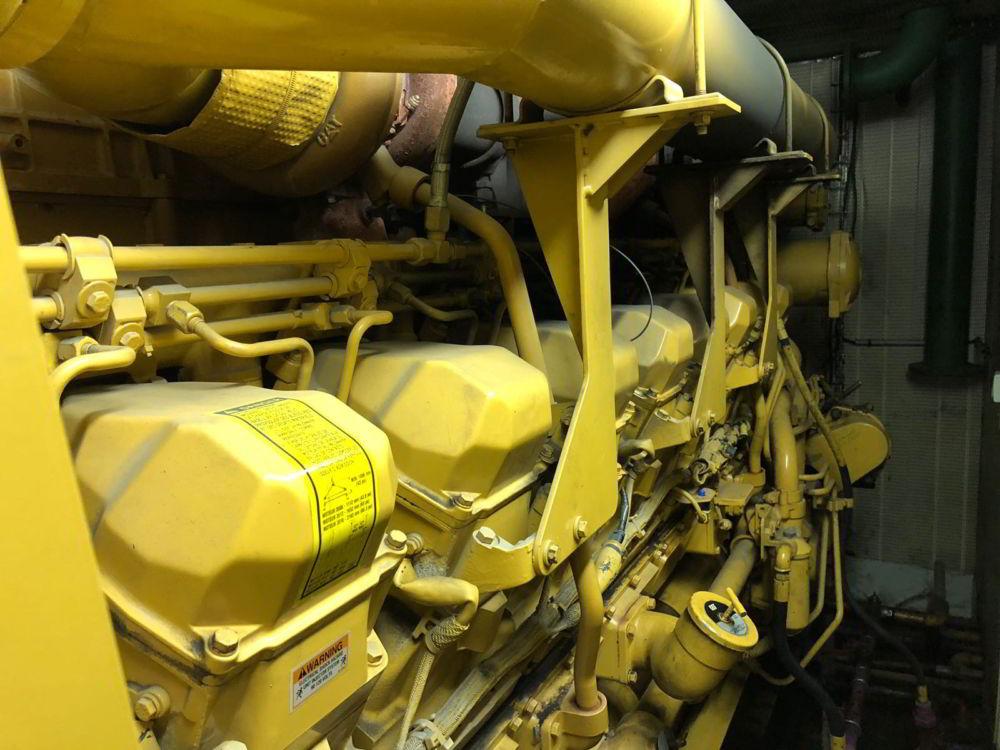 2000 KVA CAT 3516 Open Type 2