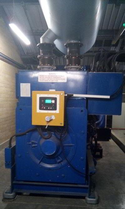 2200 KVA Perkins Stamford F G Wilson Generator 1