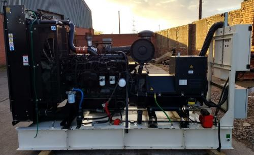 250 KVA Sisu SISU Used Diesel Generator 2