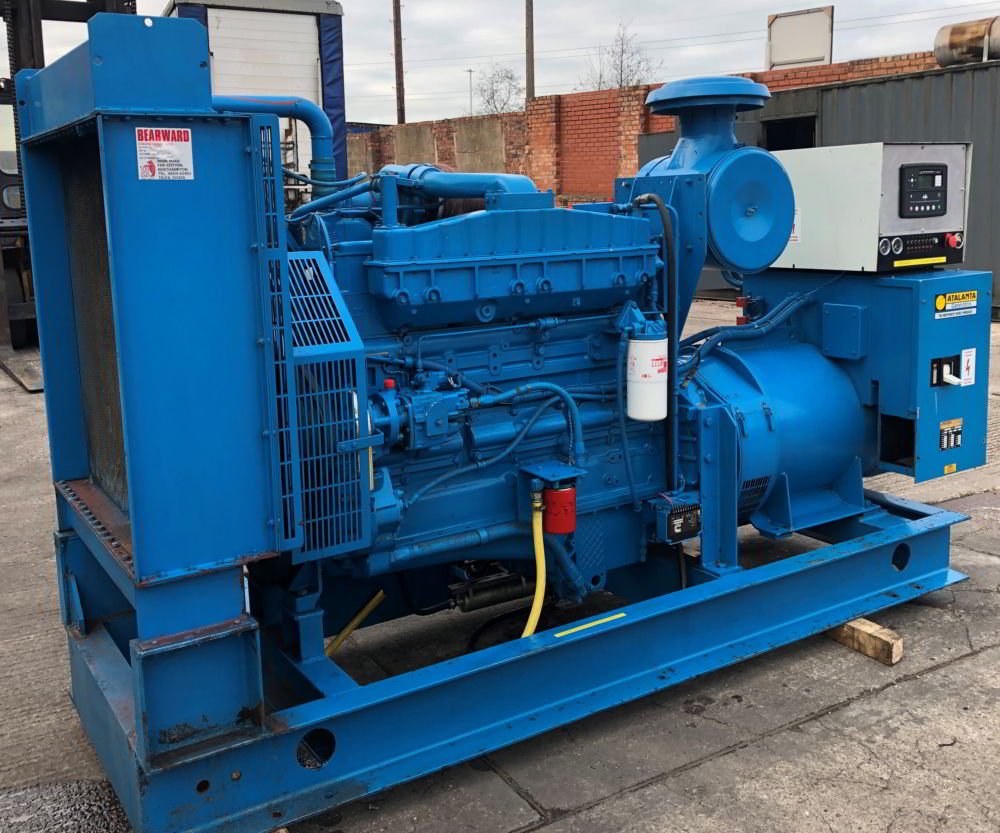 315 Cummins Leroy Somer Diesel Generator 3