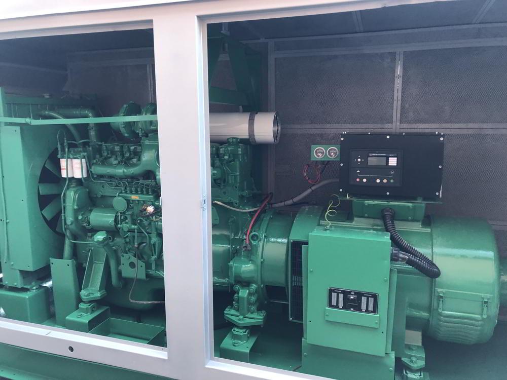 150 Kva Volvo Stamford Used Diesel Generator 3