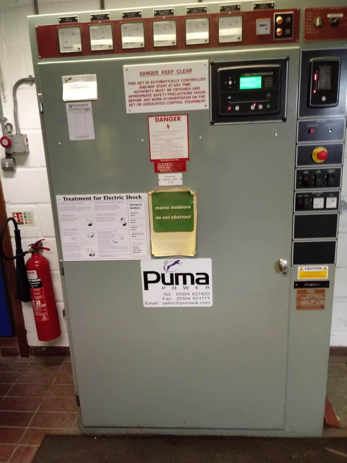 350 MAN ECC Open Type Generator 2