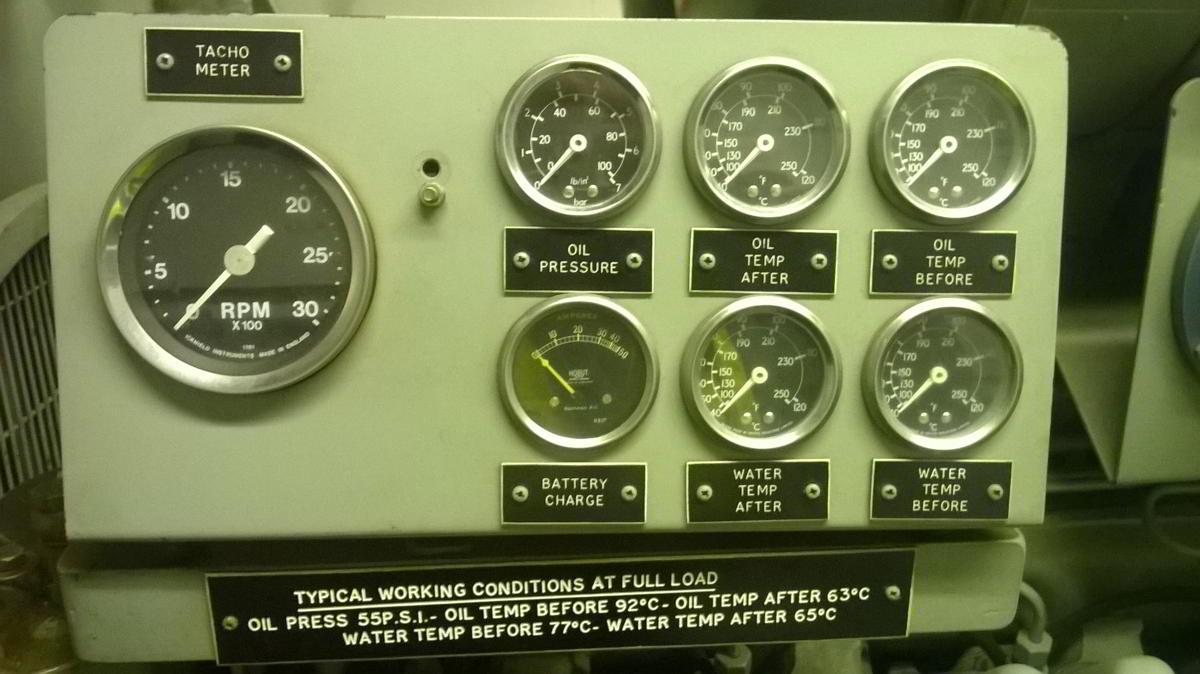 350 MAN ECC Open Type Generator 3