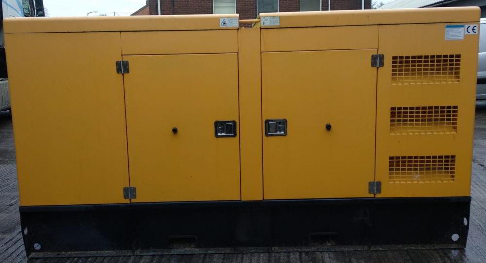150 KVA Cummins Stamford Acoustic Used Generator 4