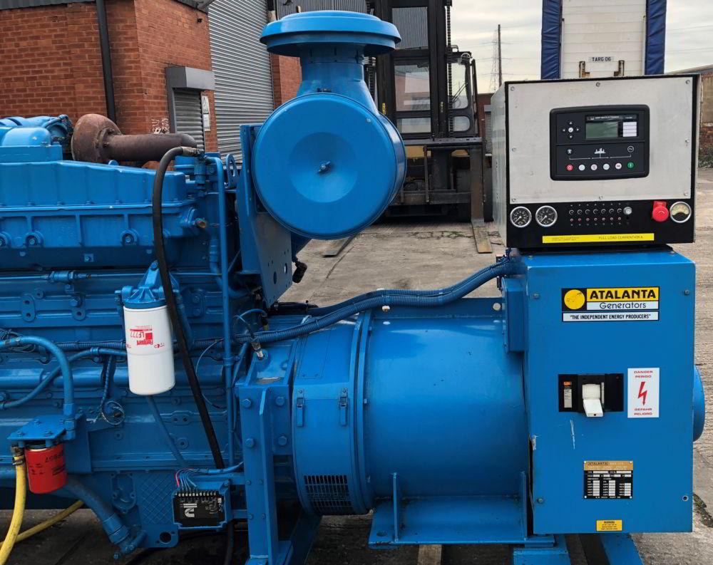 315 Cummins Leroy Somer Diesel Generator 4