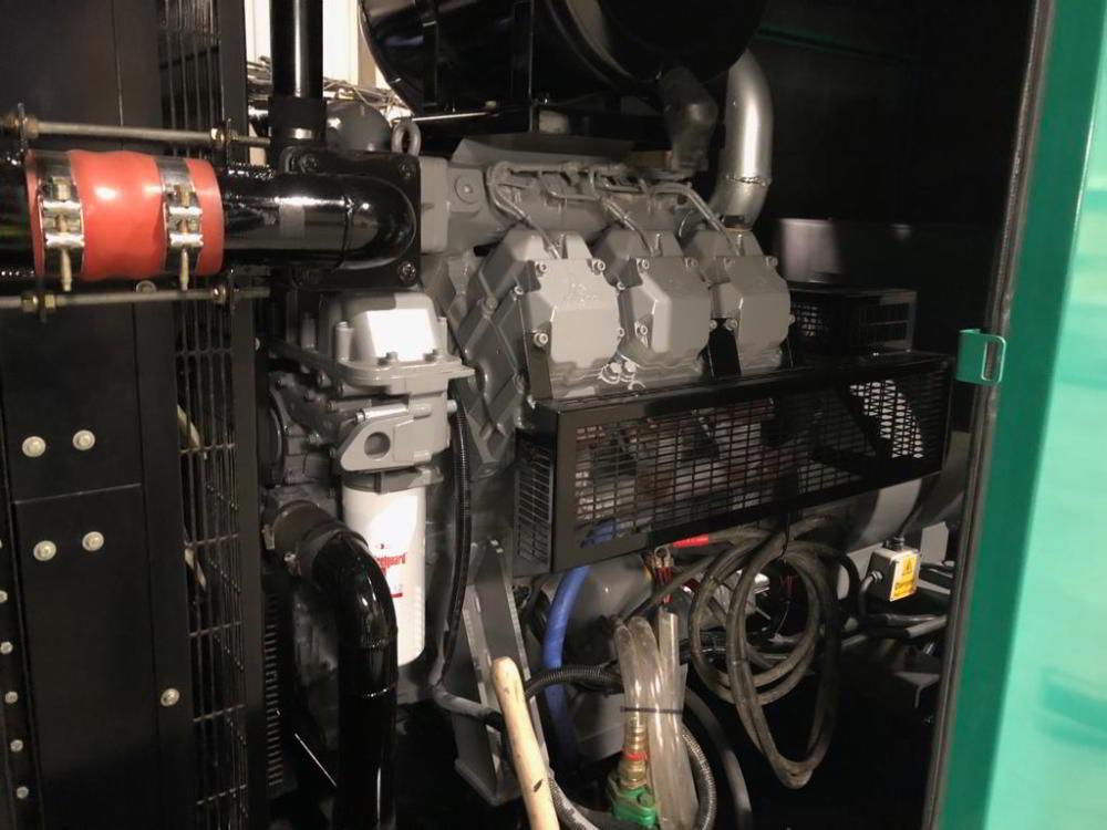 315 kVA Deutz Stamford Used Diesel Generator 3