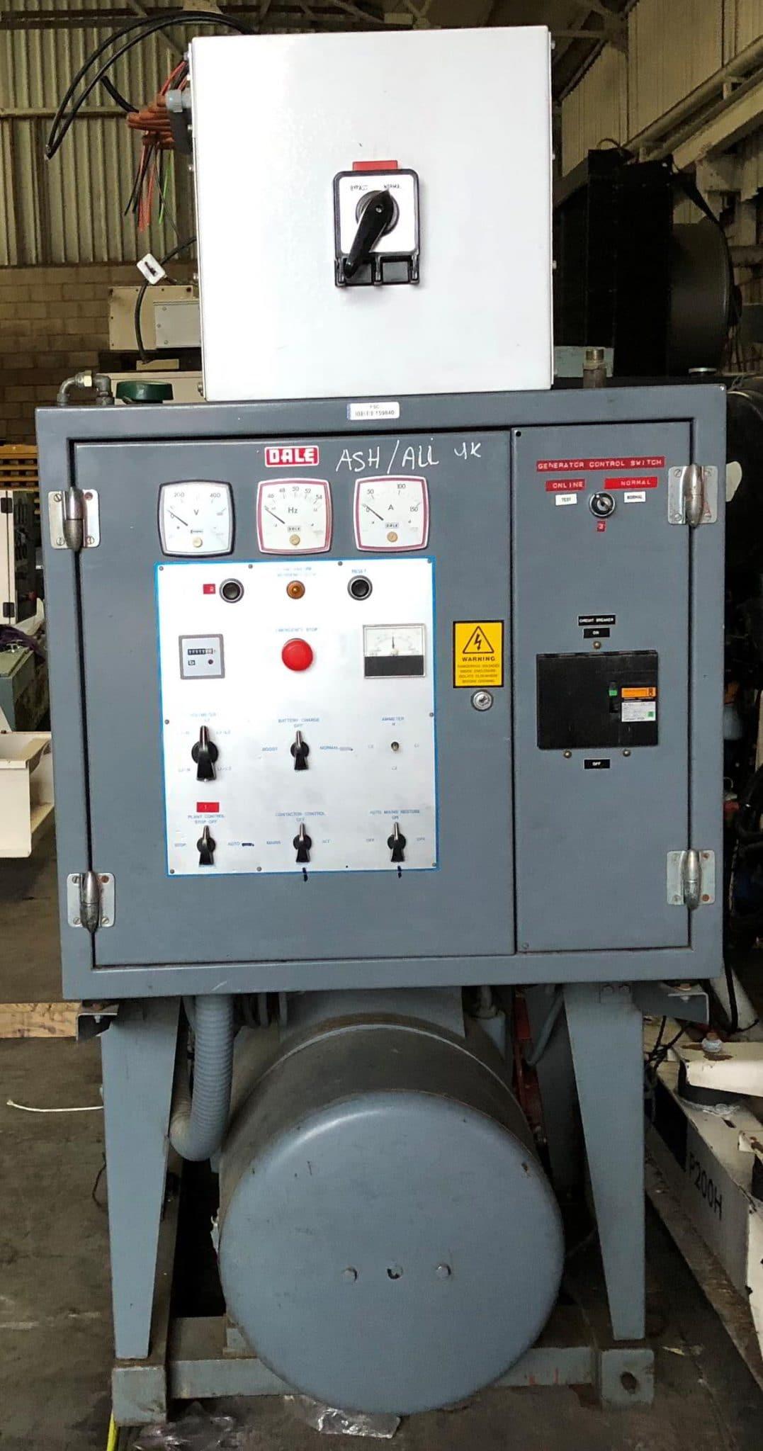 88 kVA Lister Stamford 4