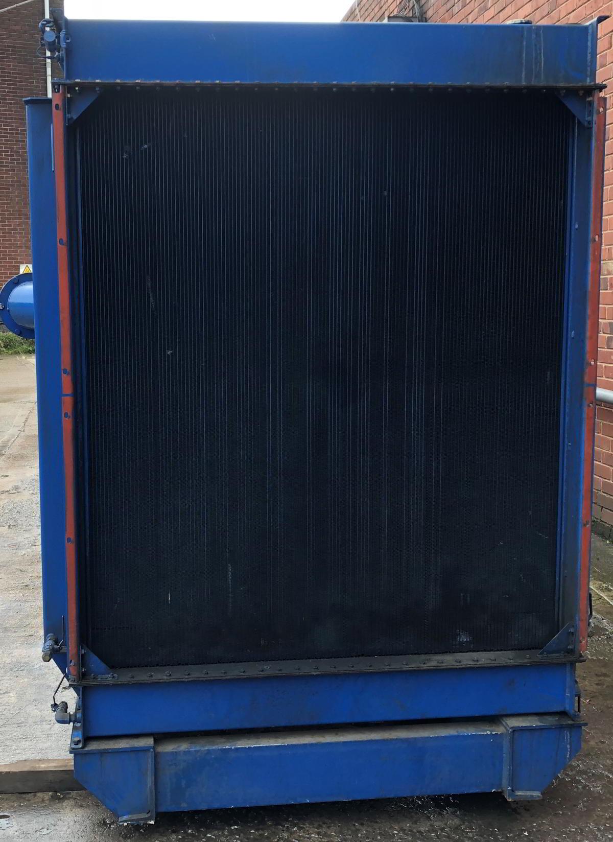 936 Kva Perkins Stamford Open Type Generator 5