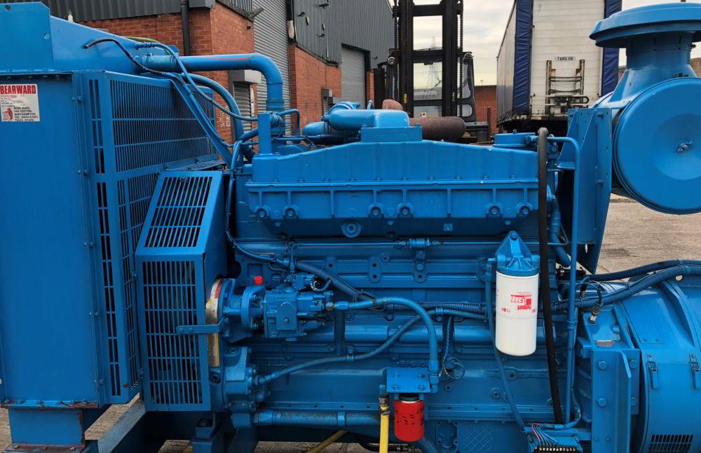 315 Cummins Leroy Somer Diesel Generator 5