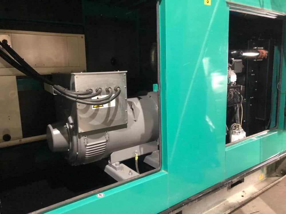 315 kVA Deutz Stamford Used Diesel Generator 4