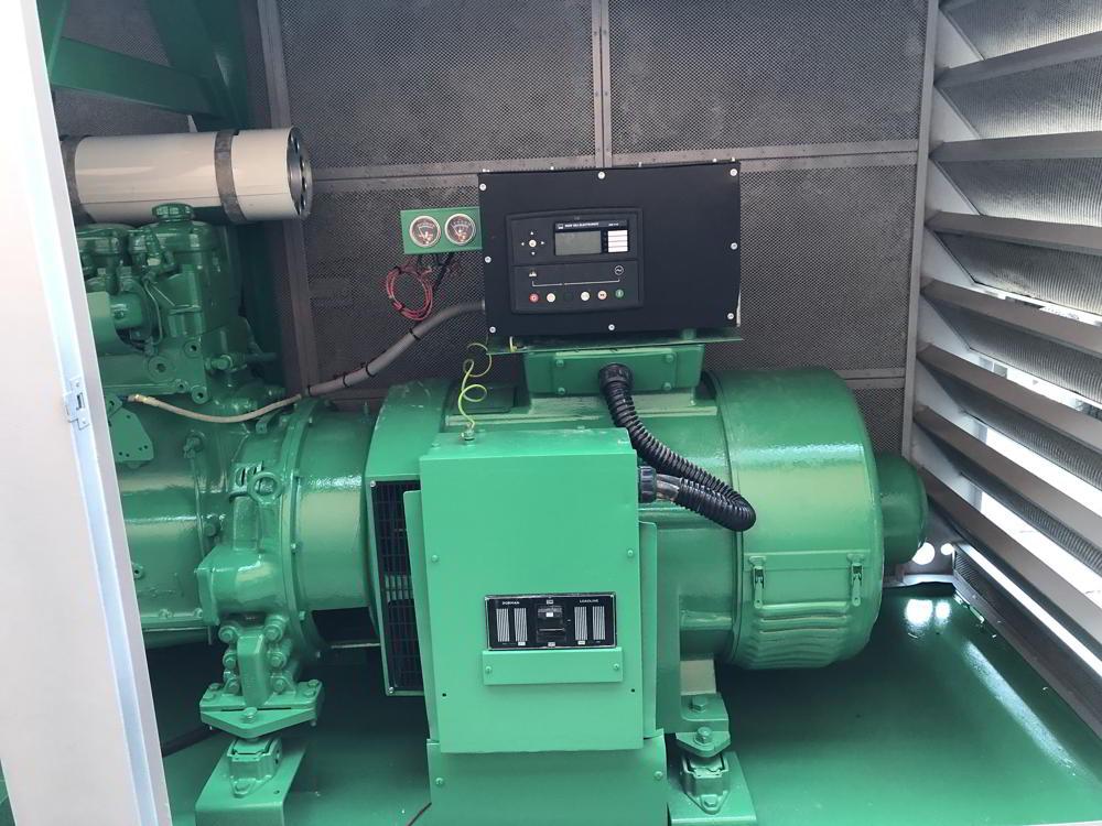 150 Kva Volvo Stamford Used Diesel Generator 5