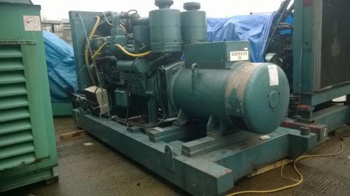 515 KVA Cummins Stamford Used Diesel Generator