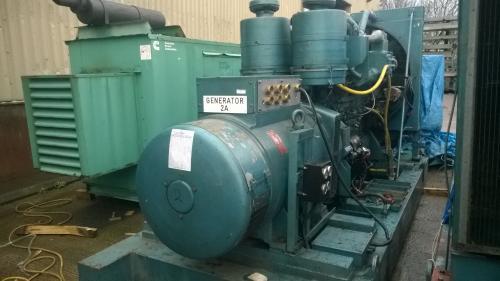 515 KVA Cummins Stamford Used Diesel Generator 2