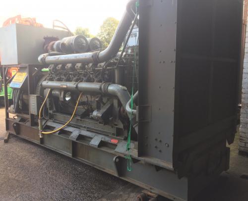 594 KVA Dorman Petbow Used Diesel Generator 3