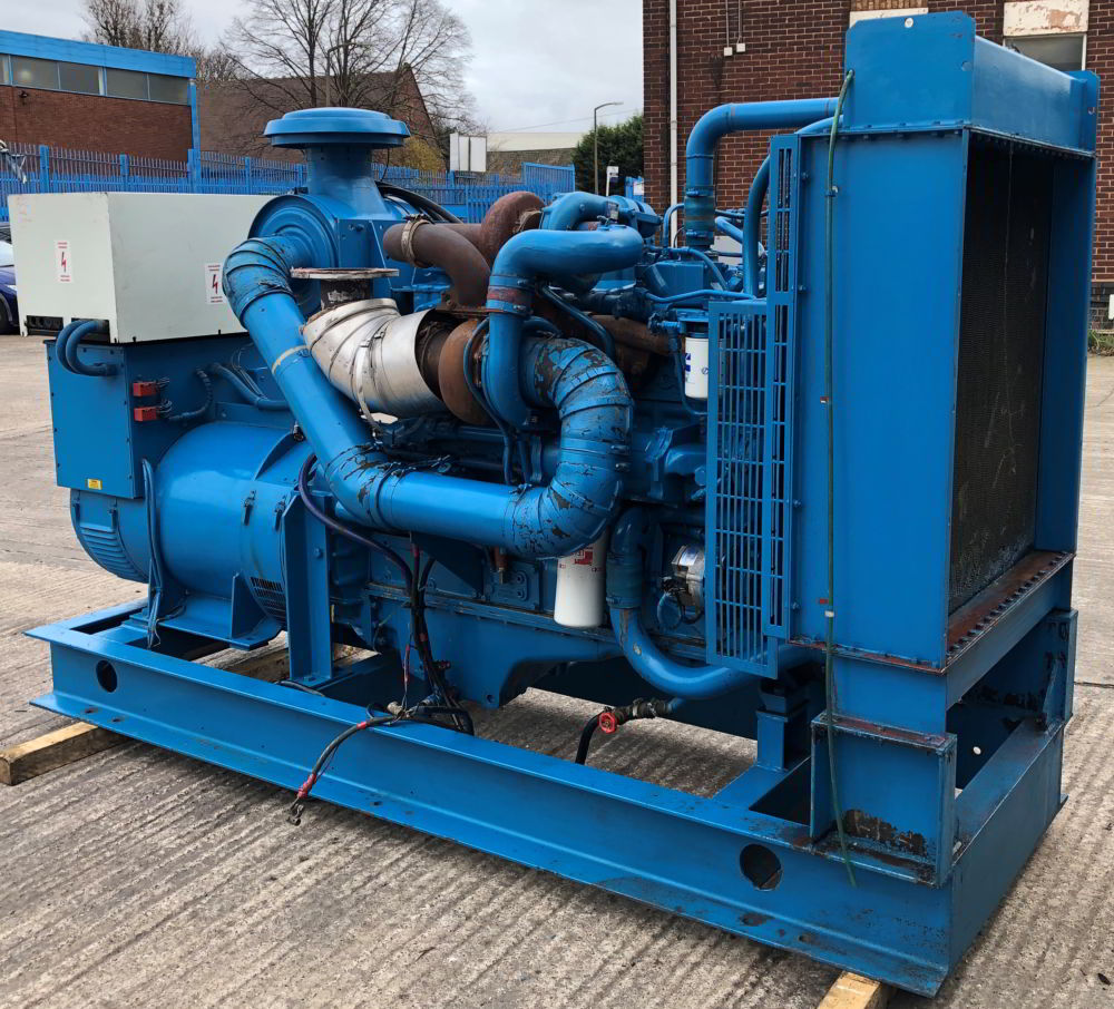 315 Cummins Leroy Somer Diesel Generator 6