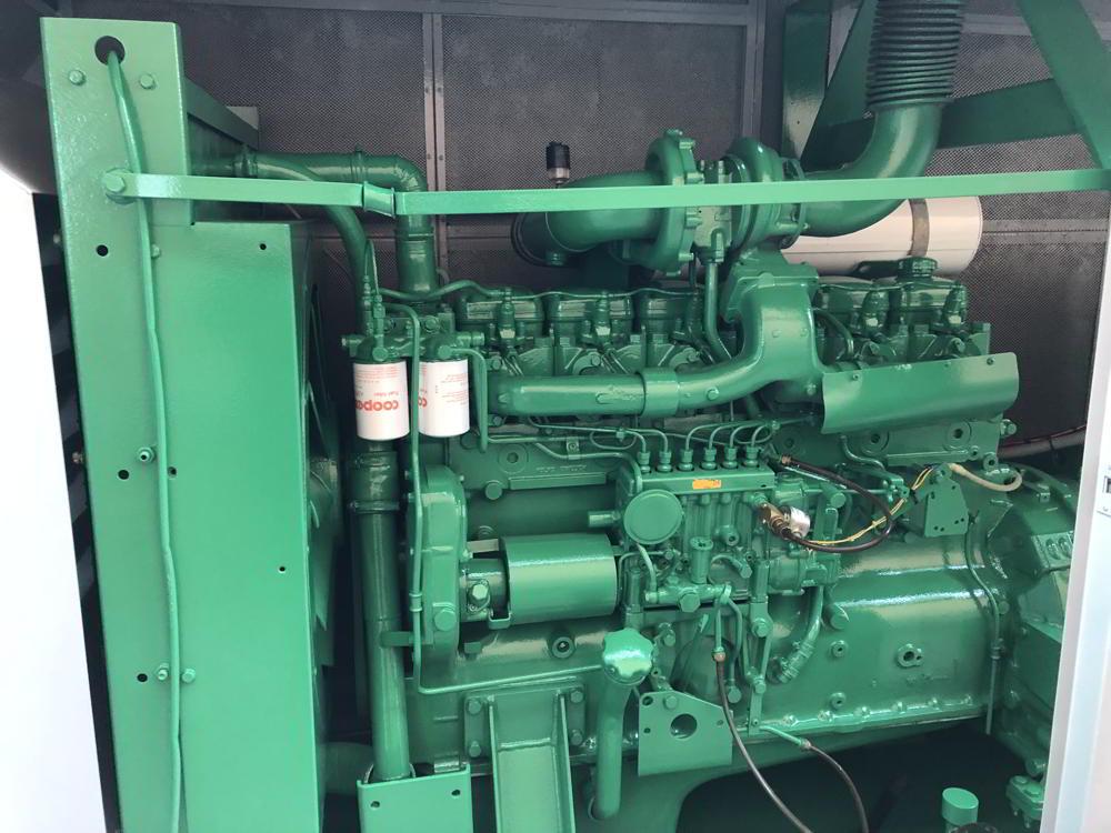 150 Kva Volvo Stamford Used Diesel Generator 6