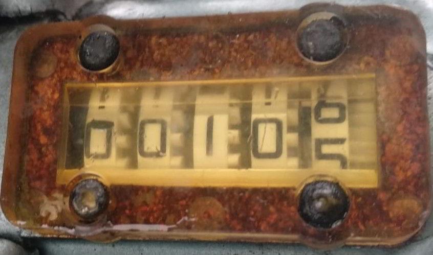 500 KVA Perkins Markon time used