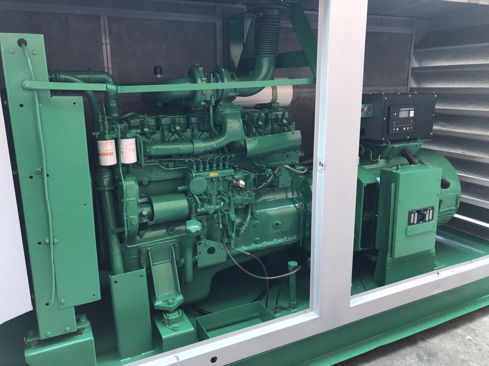 150 Kva Volvo Stamford Used Diesel Generator 7