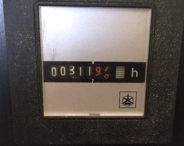 315 Cummins Leroy Somer Diesel Generator time used