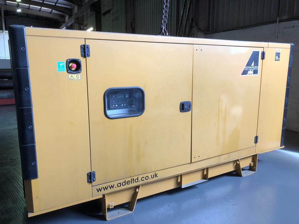 75 kVA Deutz Stamford Used Diesel Generator