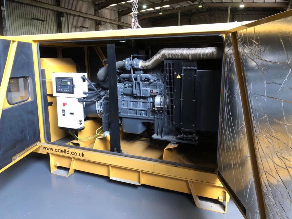 75 kVA Deutz Stamford Used Diesel Generator 2