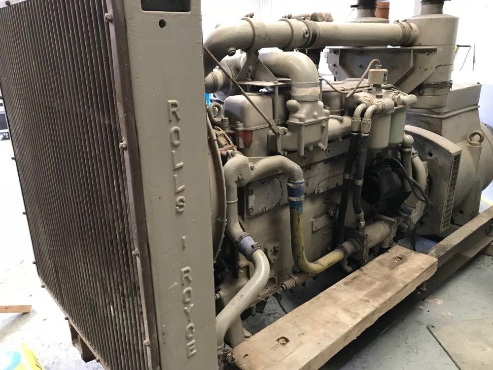187 Kva Rolls Royce Stamford 2