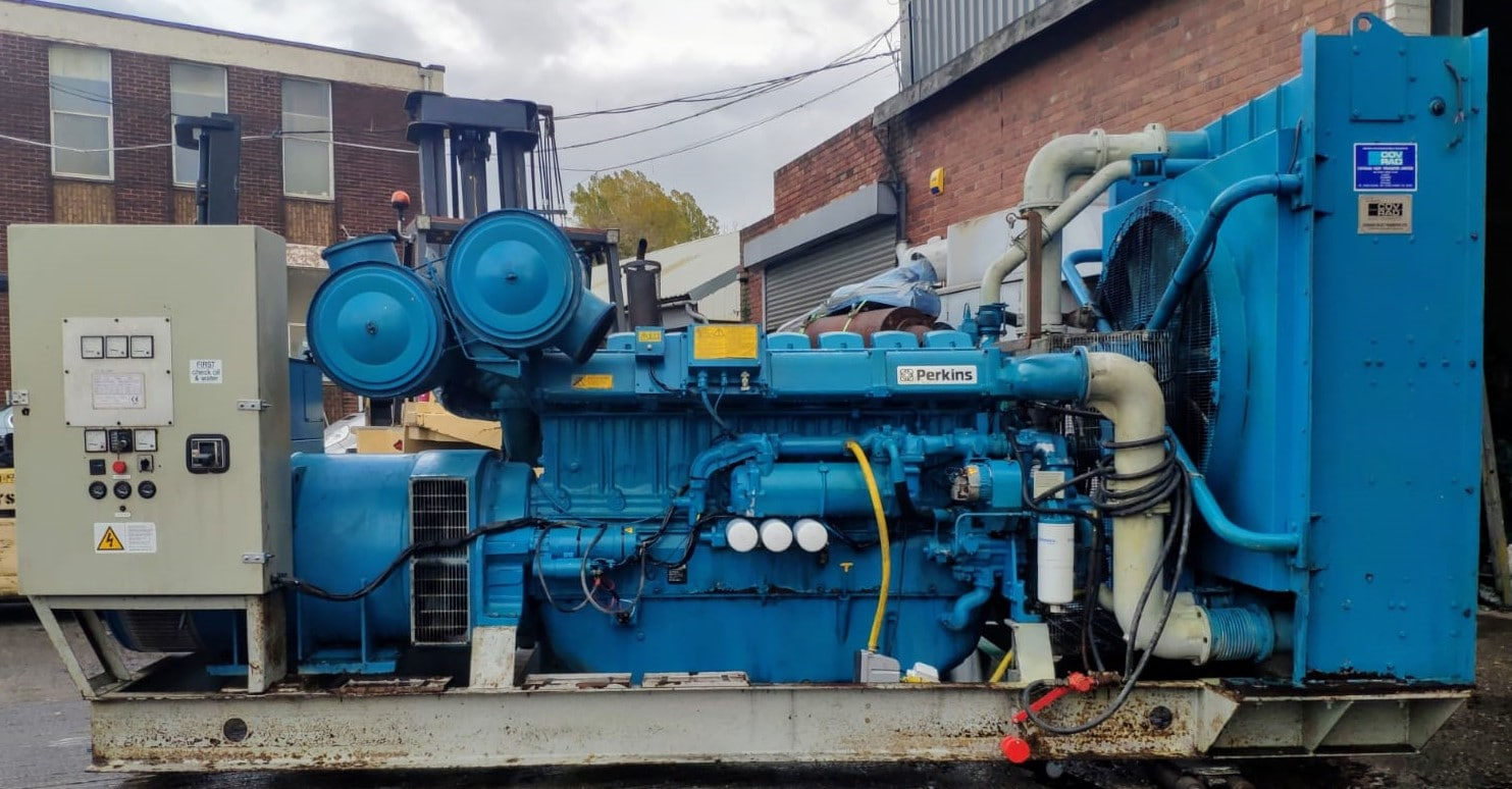 1000 kva Perkins/Stamford open type Diesel Generators for sale