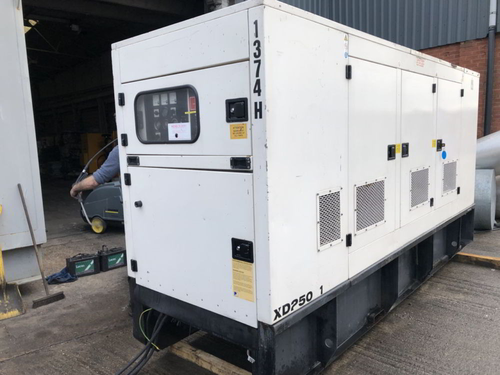 250 KVA PERKINS LEROY SOMER ACOUSTIC-ID:WW406